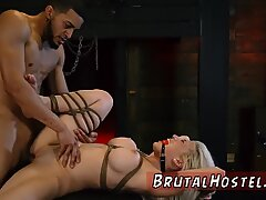 Big-breasted light-haired hotty Cristi Ann is on vacation boating and